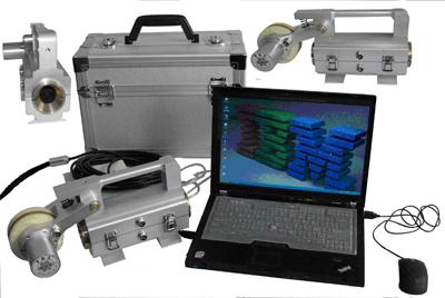 LGT钢丝绳电脑探伤仪