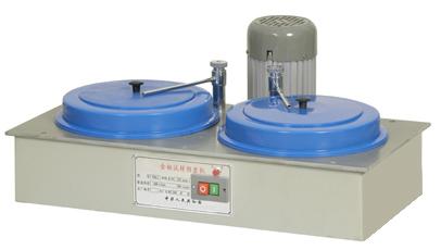 YM-2双盘金相预磨机