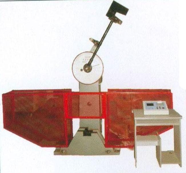 JB-300S数显冲击试验机