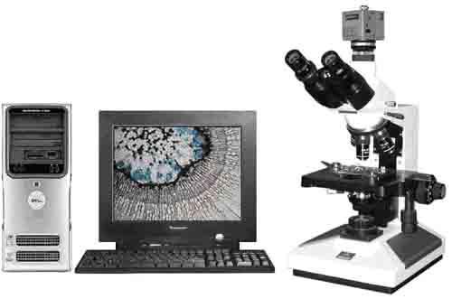 8CA-V图像处理生物显微镜